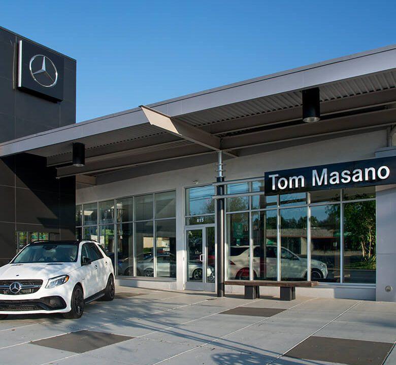 Tom Masano Mercedes